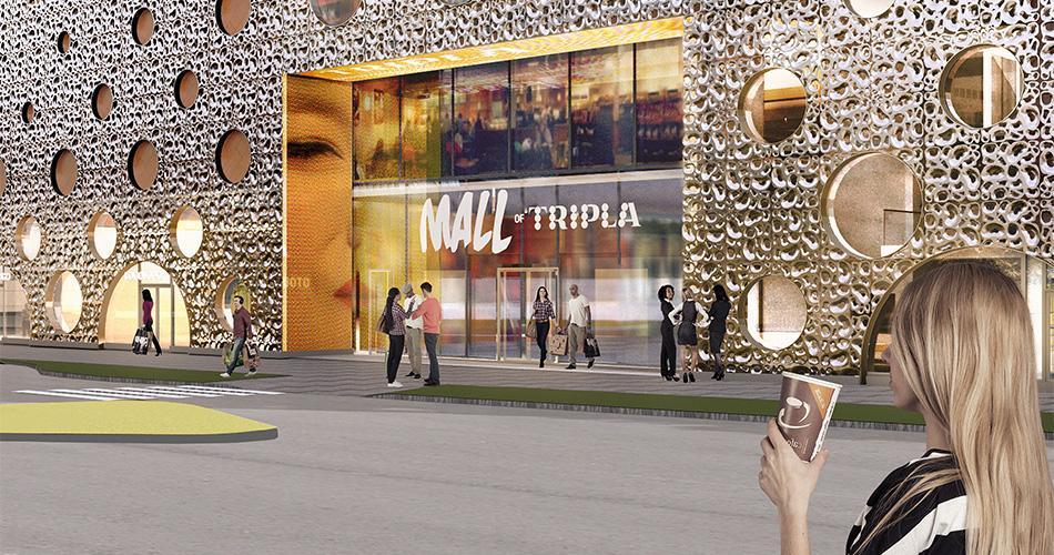 Djupdragning innebär fantastiska nya möjligheter för design och arkitektur