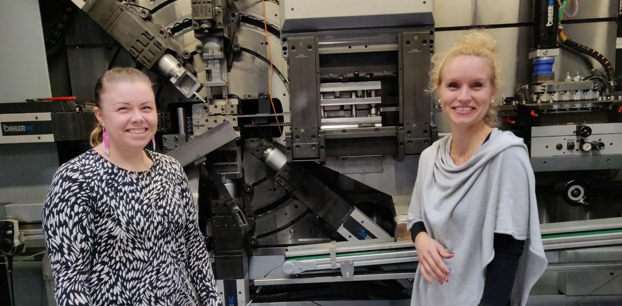 Meconet Vantaan tehtaalta toimivat ratkaisut